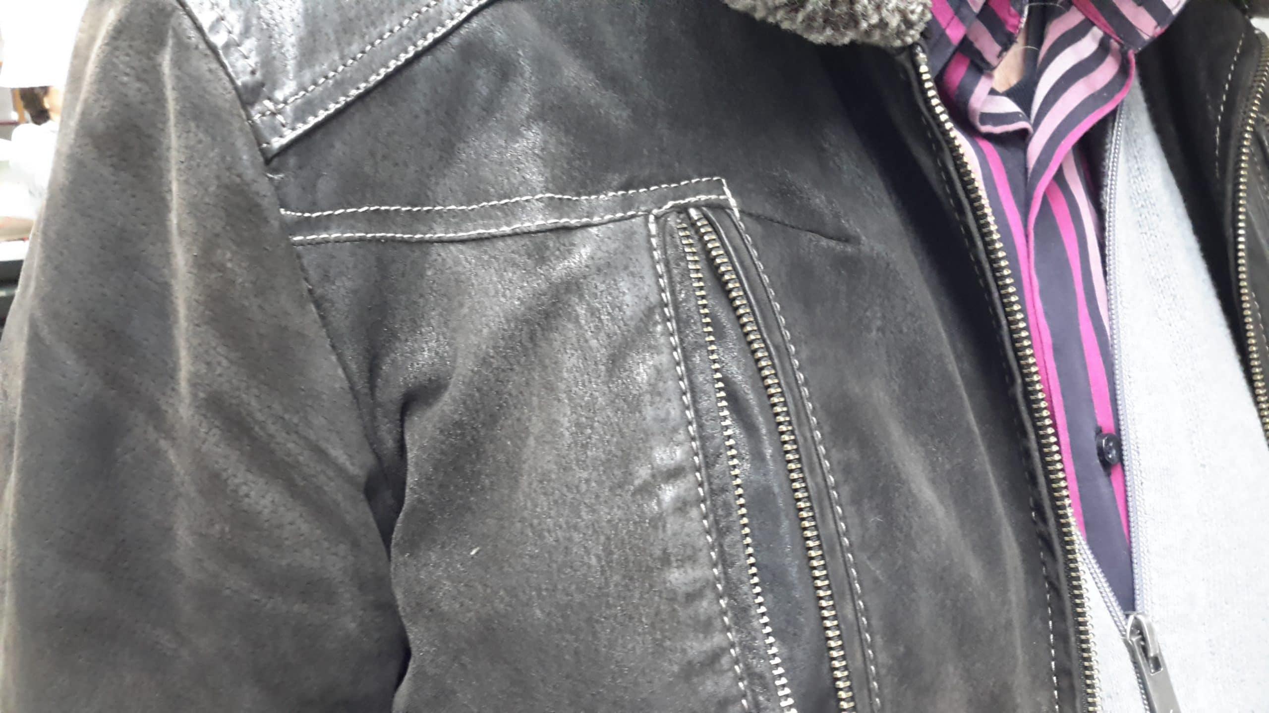 service couture jean réparé