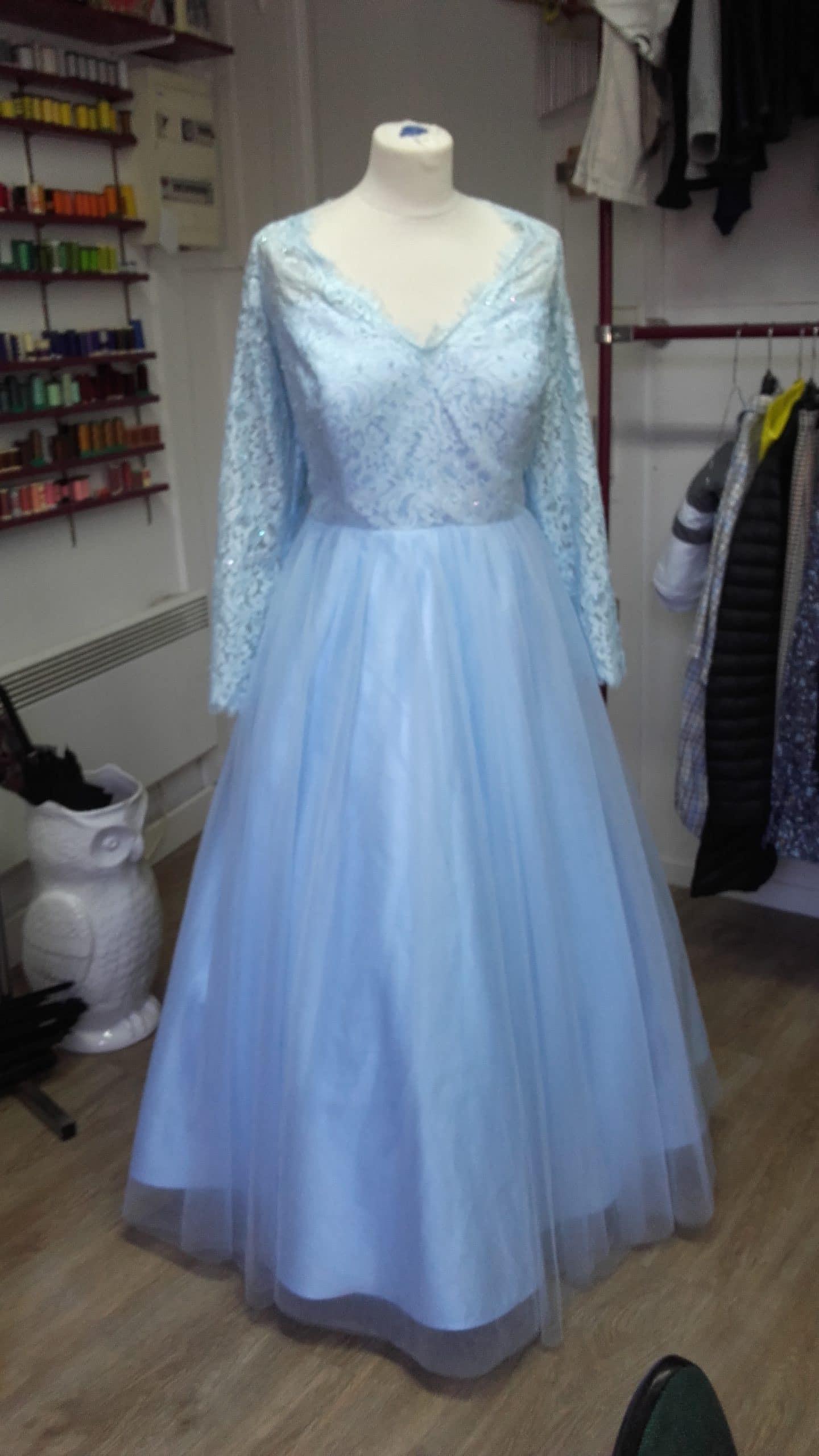 service couture robe